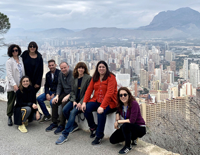 Audiovisual professionals discover Benidorm's locations