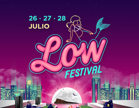 Low Festival new confirmations