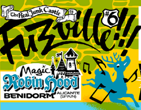 The sixth edition of Fuzzville!! already has dates: March 27 to 29, 2020